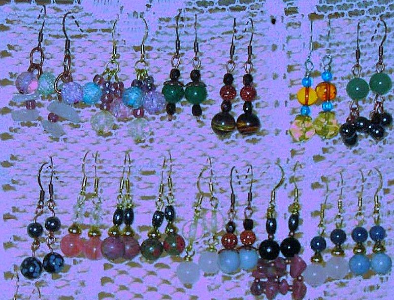 Bijoux en pierres fines
